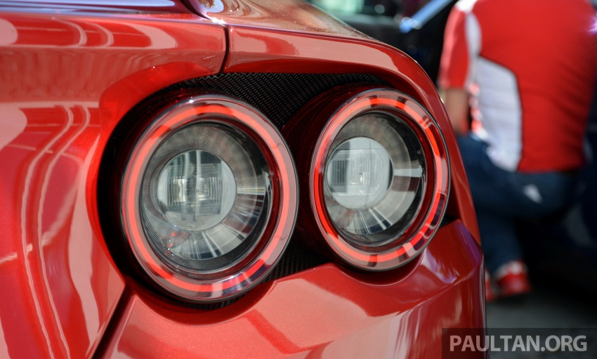 DRIVEN: Ferrari GTC4Lusso in Italy – refining the act Image #554645