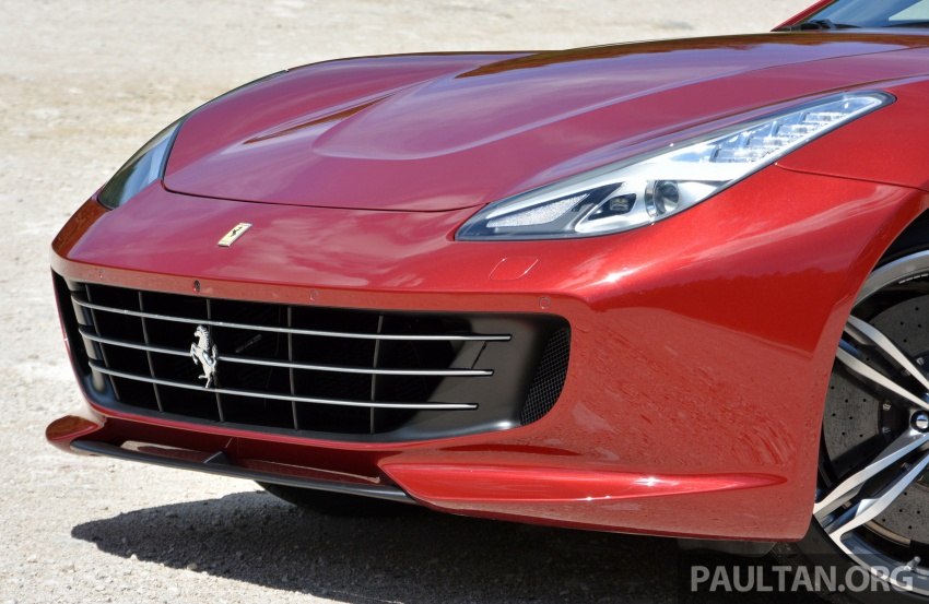 DRIVEN: Ferrari GTC4Lusso in Italy – refining the act Image #554649