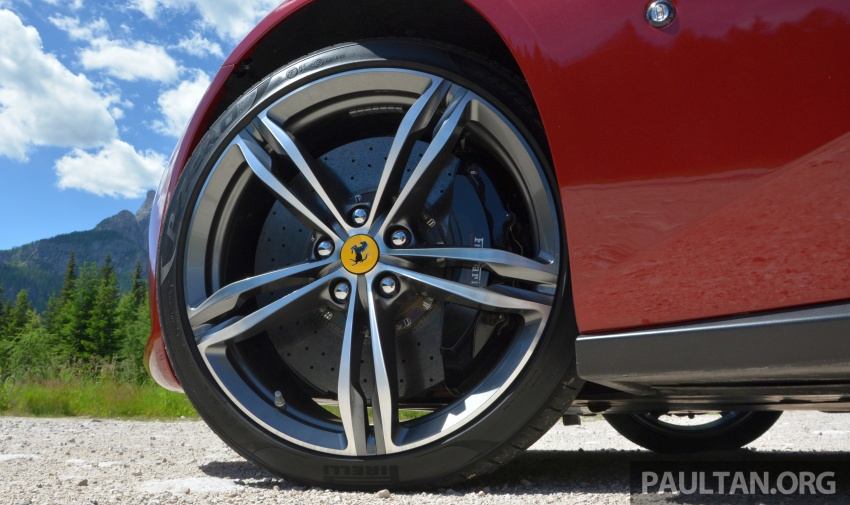 DRIVEN: Ferrari GTC4Lusso in Italy – refining the act Image #554650