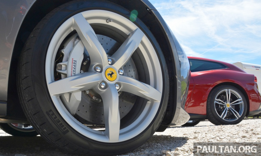 DRIVEN: Ferrari GTC4Lusso in Italy – refining the act Image #554651