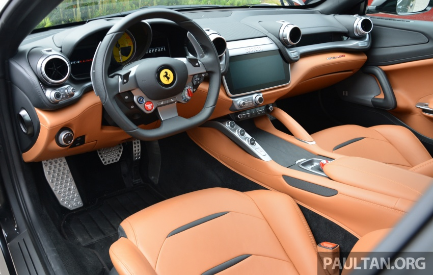 DRIVEN: Ferrari GTC4Lusso in Italy – refining the act Image #554653