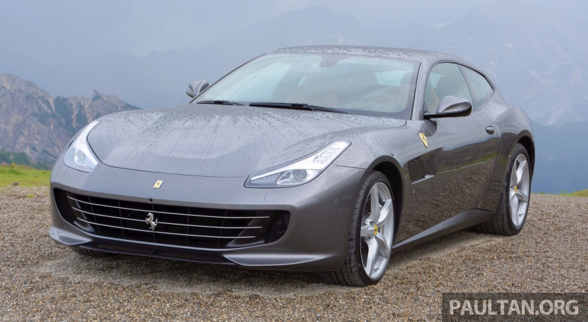 DRIVEN: Ferrari GTC4Lusso in Italy – refining the act Image #554627