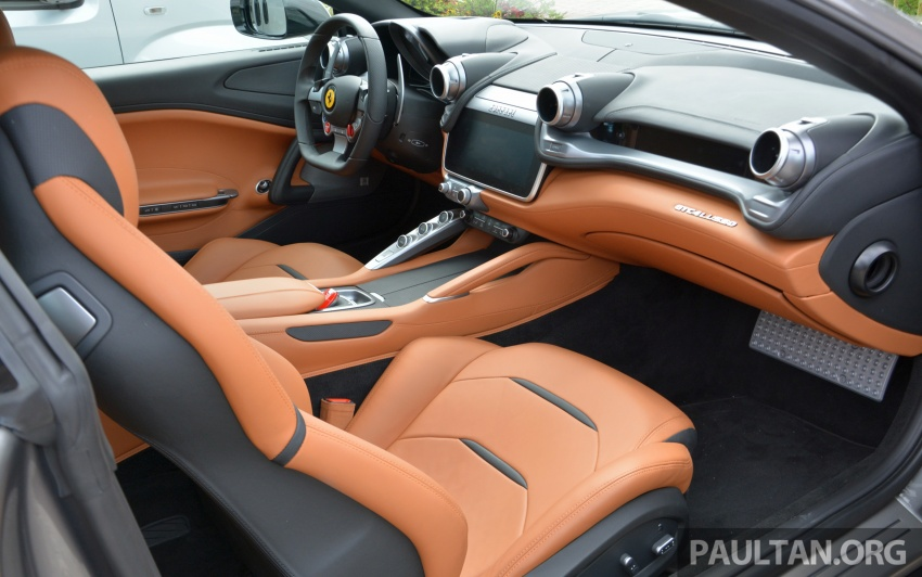 DRIVEN: Ferrari GTC4Lusso in Italy – refining the act Image #554654