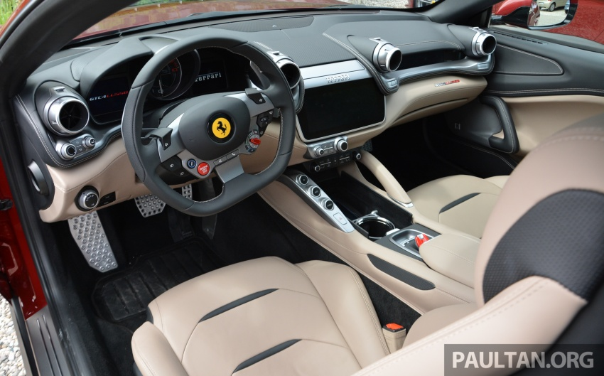 DRIVEN: Ferrari GTC4Lusso in Italy – refining the act Image #554655