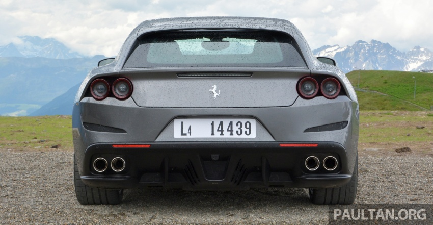 DRIVEN: Ferrari GTC4Lusso in Italy – refining the act Image #554629