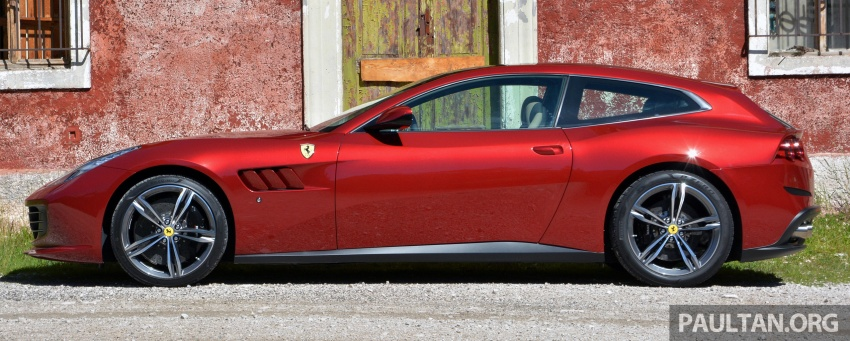 DRIVEN: Ferrari GTC4Lusso in Italy – refining the act Image #554631
