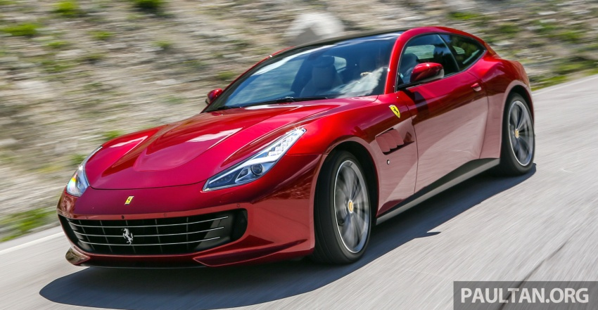 DRIVEN: Ferrari GTC4Lusso in Italy – refining the act Image #554699