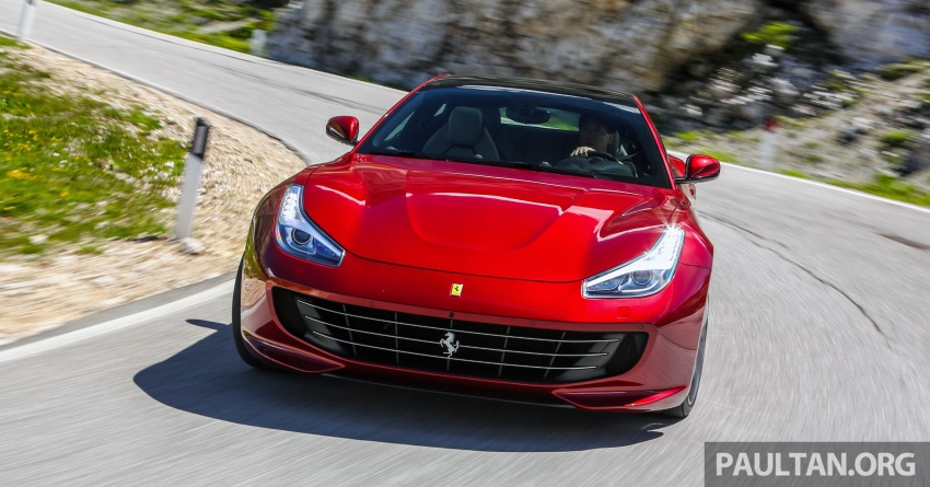 DRIVEN: Ferrari GTC4Lusso in Italy – refining the act Image #554700