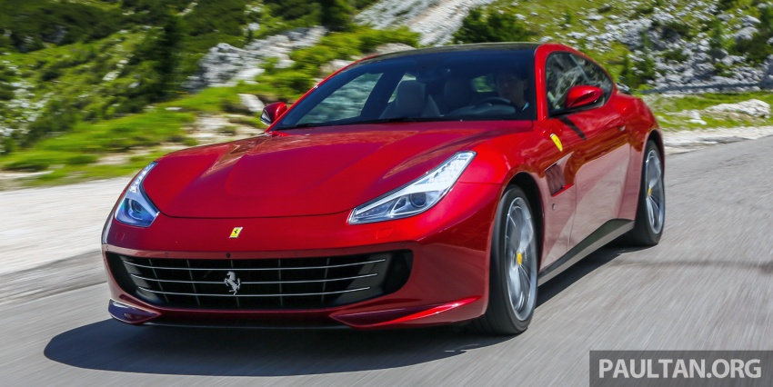 DRIVEN: Ferrari GTC4Lusso in Italy – refining the act Image #554701