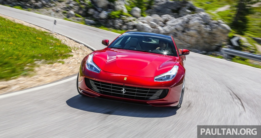 DRIVEN: Ferrari GTC4Lusso in Italy – refining the act Image #554702
