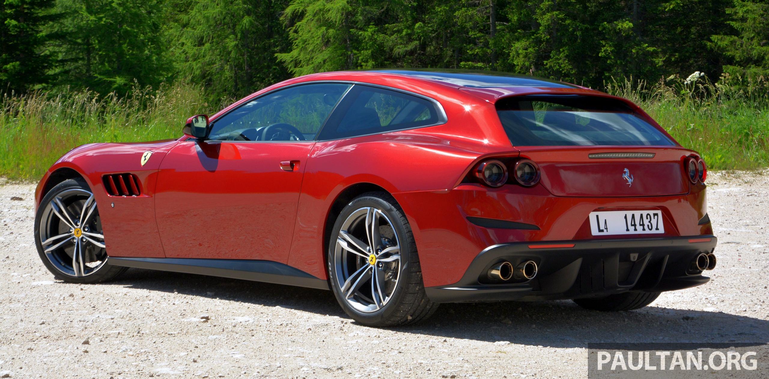 Ferrari Gtc4lusso Brunico 8 Paul Tan S Automotive News