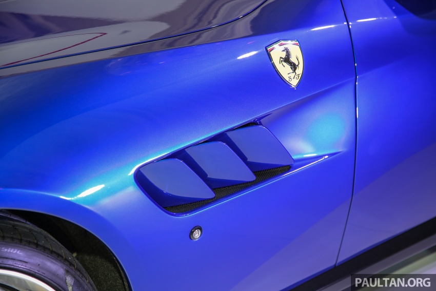 Ferrari GTC4Lusso T diperkenalkan di Malaysia – 3.9L V8 Turbo, 601 hp/760 Nm, harga asas bermula RM1.09j Image #556517
