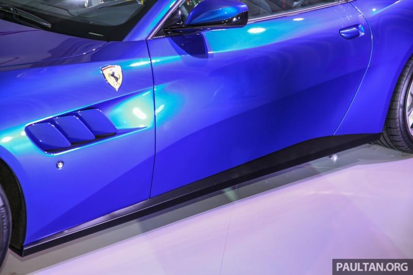Ferrari GTC4Lusso T diperkenalkan di Malaysia – 3.9L V8 Turbo, 601 hp/760 Nm, harga asas bermula RM1.09j Image #556519