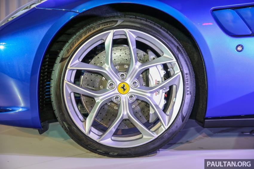 Ferrari GTC4Lusso T diperkenalkan di Malaysia – 3.9L V8 Turbo, 601 hp/760 Nm, harga asas bermula RM1.09j Image #556118