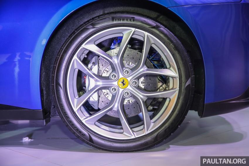 Ferrari GTC4Lusso T diperkenalkan di Malaysia – 3.9L V8 Turbo, 601 hp/760 Nm, harga asas bermula RM1.09j Image #556521