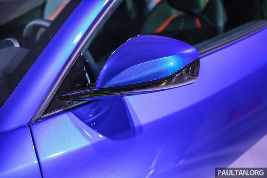 Ferrari GTC4Lusso T diperkenalkan di Malaysia – 3.9L V8 Turbo, 601 hp/760 Nm, harga asas bermula RM1.09j Image #556504