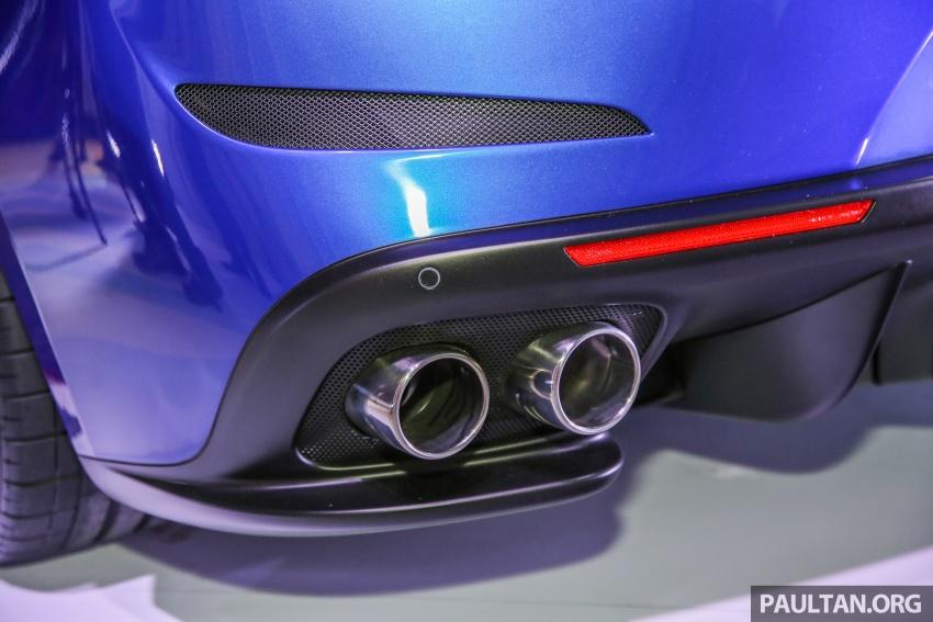 Ferrari GTC4Lusso T diperkenalkan di Malaysia – 3.9L V8 Turbo, 601 hp/760 Nm, harga asas bermula RM1.09j Image #556511