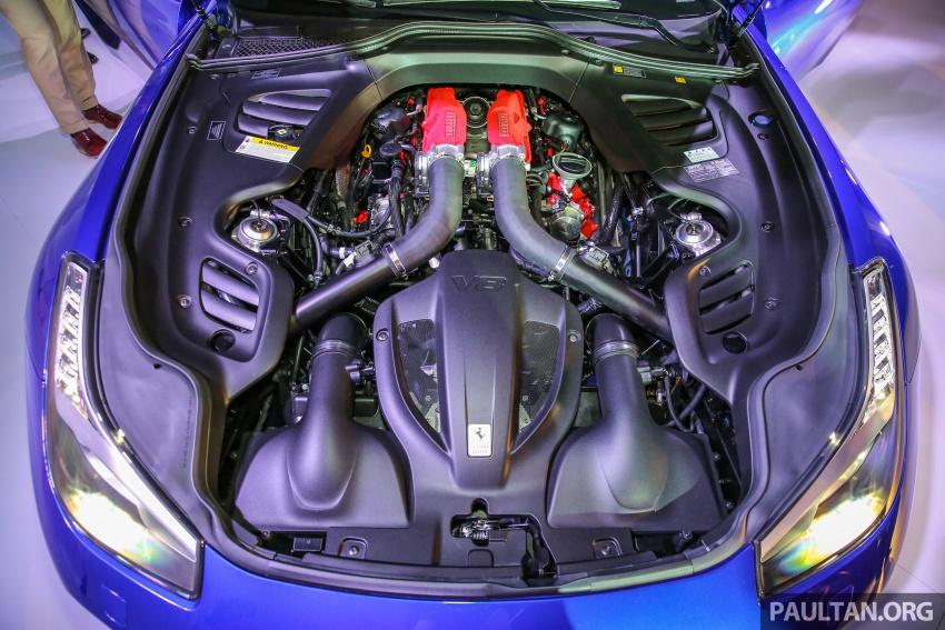Ferrari GTC4Lusso T diperkenalkan di Malaysia – 3.9L V8 Turbo, 601 hp/760 Nm, harga asas bermula RM1.09j Image #556514