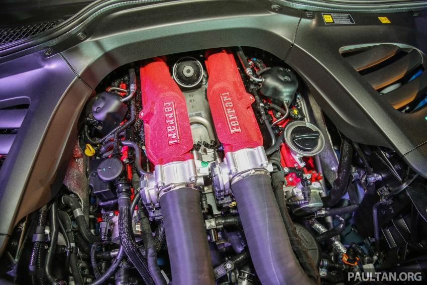 Ferrari GTC4Lusso T diperkenalkan di Malaysia – 3.9L V8 Turbo, 601 hp/760 Nm, harga asas bermula RM1.09j Image #556515
