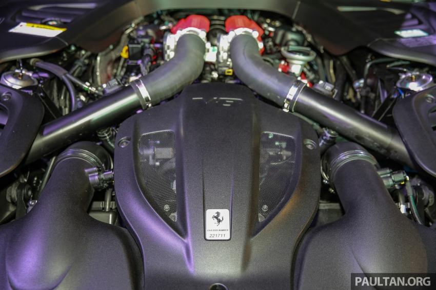 Ferrari GTC4Lusso T diperkenalkan di Malaysia – 3.9L V8 Turbo, 601 hp/760 Nm, harga asas bermula RM1.09j Image #556516