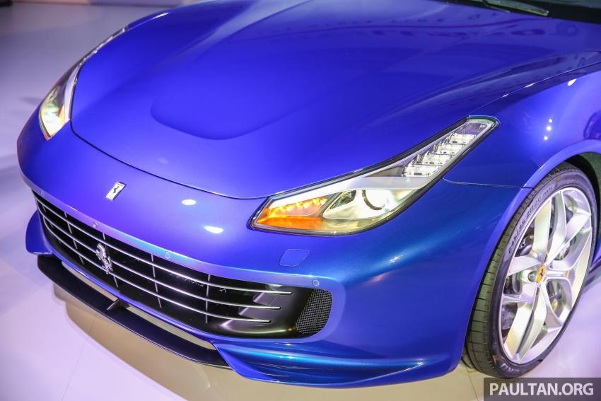 Ferrari GTC4Lusso T diperkenalkan di Malaysia – 3.9L V8 Turbo, 601 hp/760 Nm, harga asas bermula RM1.09j Image #556479
