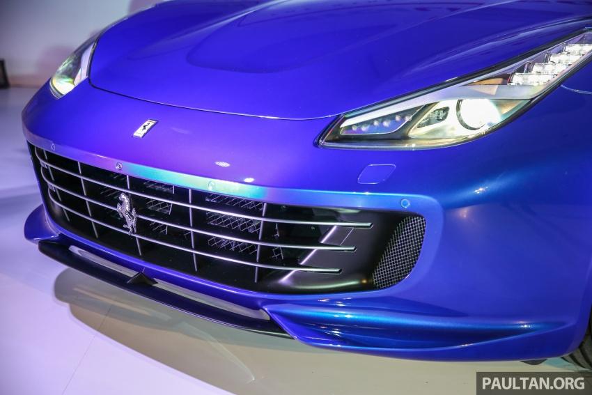 Ferrari GTC4Lusso T diperkenalkan di Malaysia – 3.9L V8 Turbo, 601 hp/760 Nm, harga asas bermula RM1.09j Image #556481
