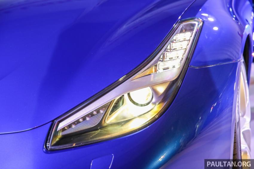 Ferrari GTC4Lusso T diperkenalkan di Malaysia – 3.9L V8 Turbo, 601 hp/760 Nm, harga asas bermula RM1.09j Image #556482