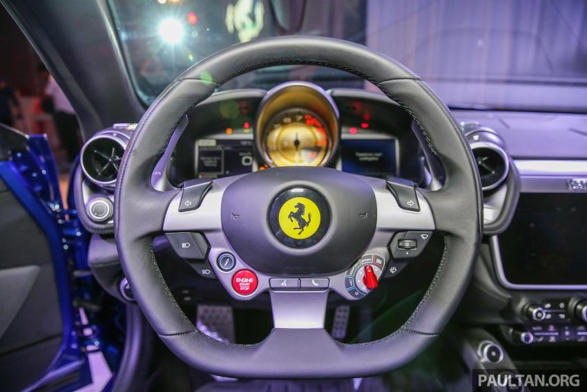 Ferrari GTC4Lusso T diperkenalkan di Malaysia – 3.9L V8 Turbo, 601 hp/760 Nm, harga asas bermula RM1.09j Image #556484