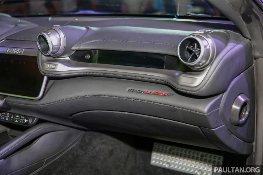 Ferrari GTC4Lusso T diperkenalkan di Malaysia – 3.9L V8 Turbo, 601 hp/760 Nm, harga asas bermula RM1.09j Image #556489