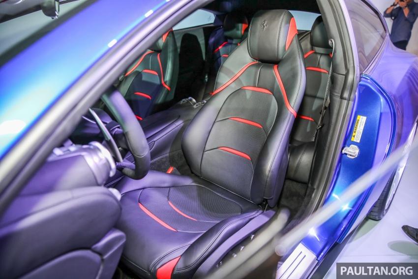 Ferrari GTC4Lusso T diperkenalkan di Malaysia – 3.9L V8 Turbo, 601 hp/760 Nm, harga asas bermula RM1.09j Image #556465