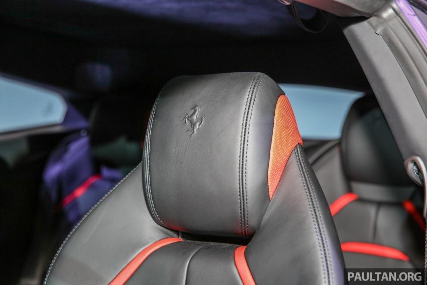 Ferrari GTC4Lusso T diperkenalkan di Malaysia – 3.9L V8 Turbo, 601 hp/760 Nm, harga asas bermula RM1.09j Image #556467