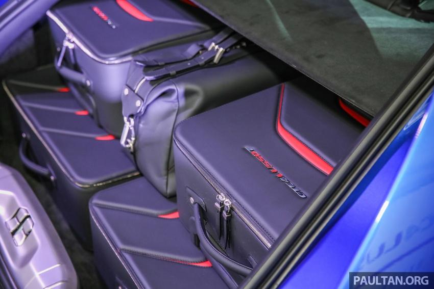 Ferrari GTC4Lusso T diperkenalkan di Malaysia – 3.9L V8 Turbo, 601 hp/760 Nm, harga asas bermula RM1.09j Image #556475