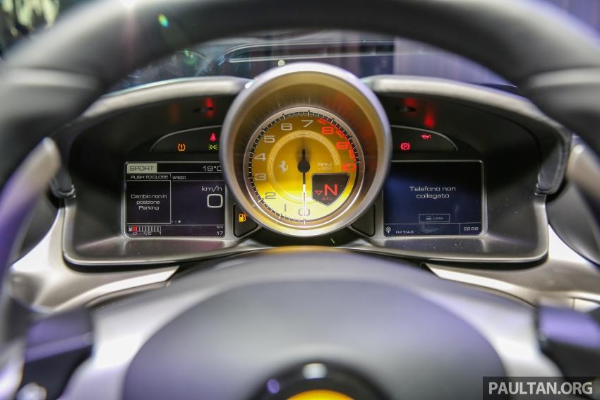 Ferrari GTC4Lusso T diperkenalkan di Malaysia – 3.9L V8 Turbo, 601 hp/760 Nm, harga asas bermula RM1.09j Image #556089