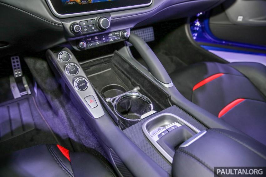 Ferrari GTC4Lusso T diperkenalkan di Malaysia – 3.9L V8 Turbo, 601 hp/760 Nm, harga asas bermula RM1.09j Image #556460