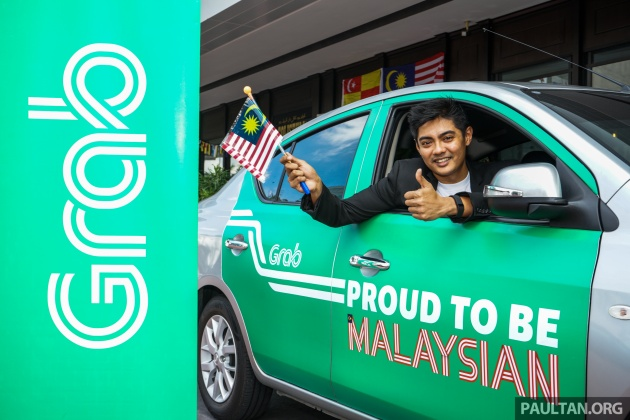 Grab Proud to be Malaysian promo – sing to ride free