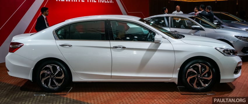 2016 Honda Accord facelift now in M'sia, from RM145k – 2.4 VTi-L now RM5k cheaper, 6 airbags across range Image #546324