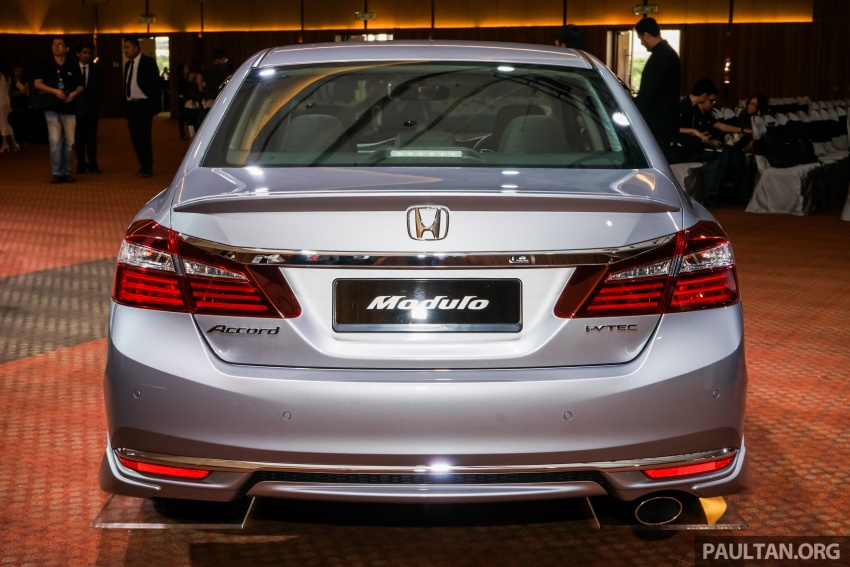 2016 Honda Accord facelift now in M'sia, from RM145k – 2.4 VTi-L now RM5k cheaper, 6 airbags across range Image #546284