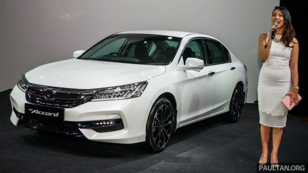 Honda Accord Facelift 1