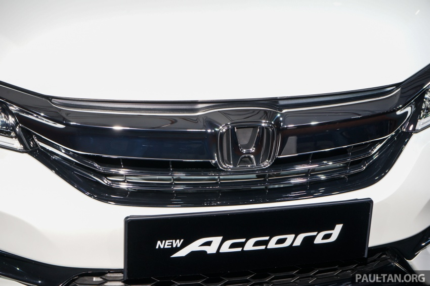 2016 Honda Accord facelift now in M'sia, from RM145k – 2.4 VTi-L now RM5k cheaper, 6 airbags across range Image #546031