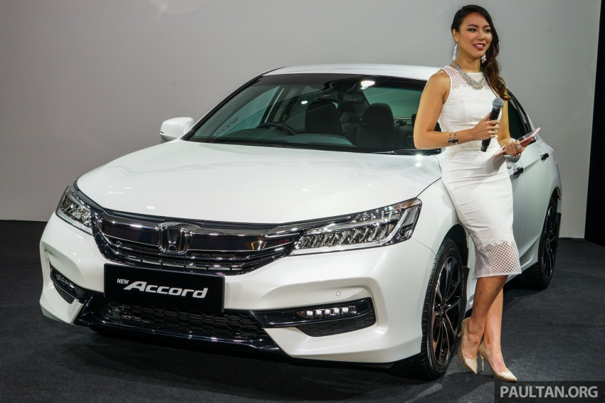 2016 Honda Accord facelift now in M'sia, from RM145k – 2.4 VTi-L now RM5k cheaper, 6 airbags across range Image #546019