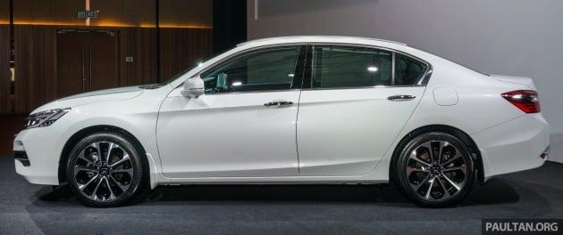 Honda Accord facelift 6