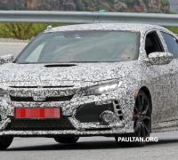 Honda Civic Type R Hatch Spy-01