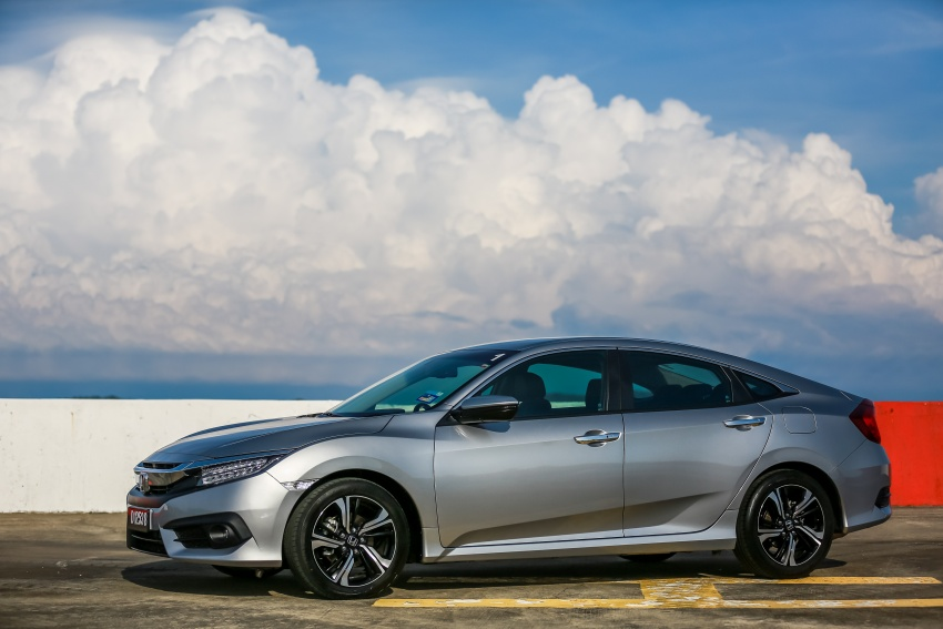 DRIVEN: 2016 Honda Civic 1.5L VTEC Turbo in Sabah – is the latest tenth-generation FC the best Civic ever? Image #546465