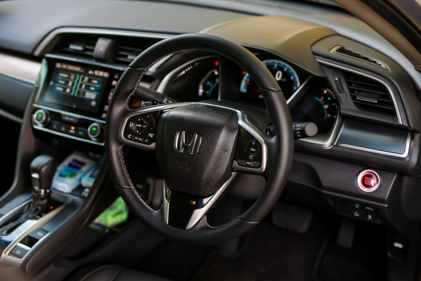 DRIVEN: 2016 Honda Civic 1.5L VTEC Turbo in Sabah – is the latest tenth-generation FC the best Civic ever? Image #546577