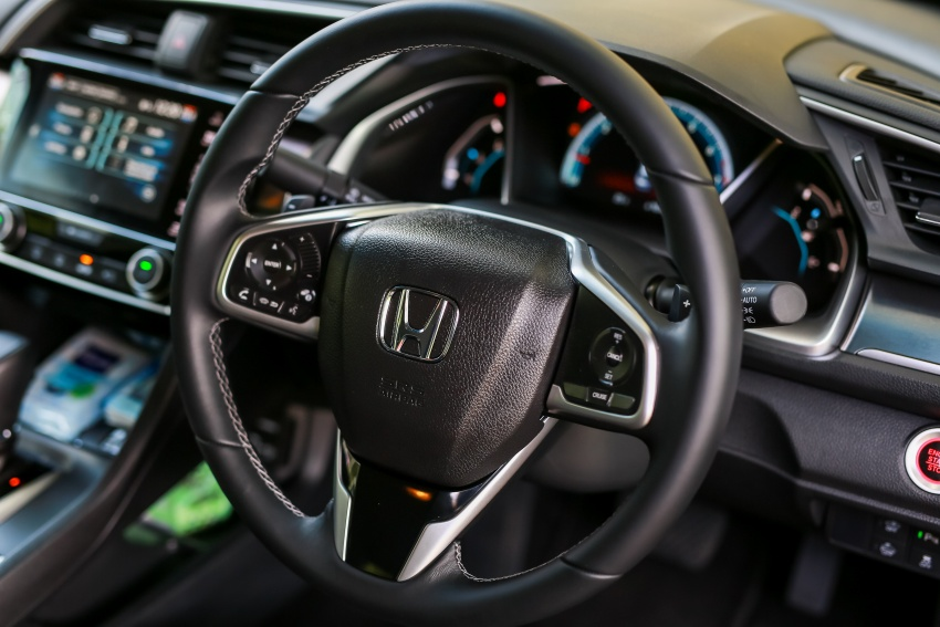 DRIVEN: 2016 Honda Civic 1.5L VTEC Turbo in Sabah – is the latest tenth-generation FC the best Civic ever? Image #546578