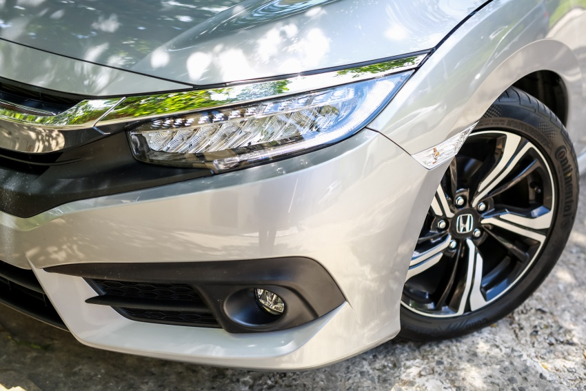 DRIVEN: 2016 Honda Civic 1.5L VTEC Turbo in Sabah – is the latest tenth-generation FC the best Civic ever? Image #546589