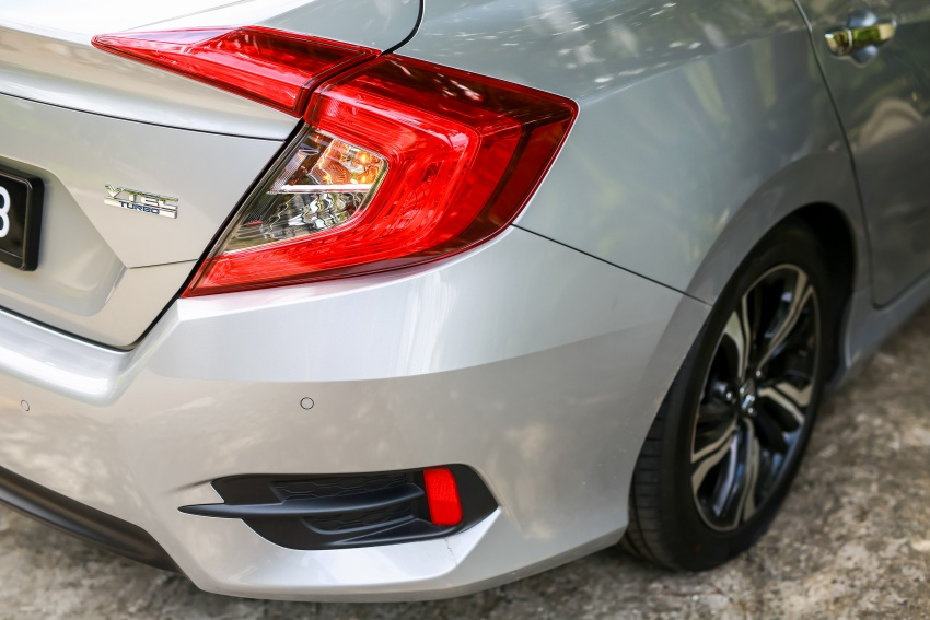 DRIVEN: 2016 Honda Civic 1.5L VTEC Turbo in Sabah – is the latest tenth-generation FC the best Civic ever? Image #546600
