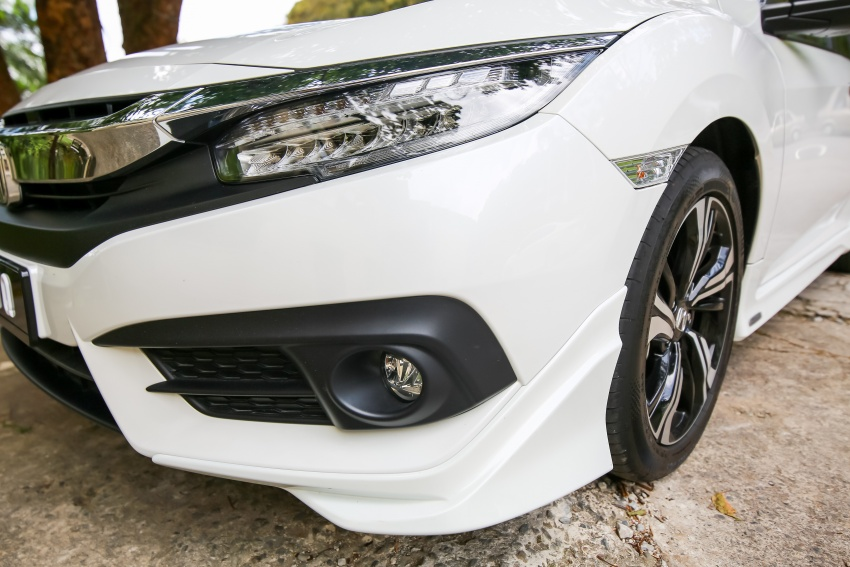 DRIVEN: 2016 Honda Civic 1.5L VTEC Turbo in Sabah – is the latest tenth-generation FC the best Civic ever? Image #546609