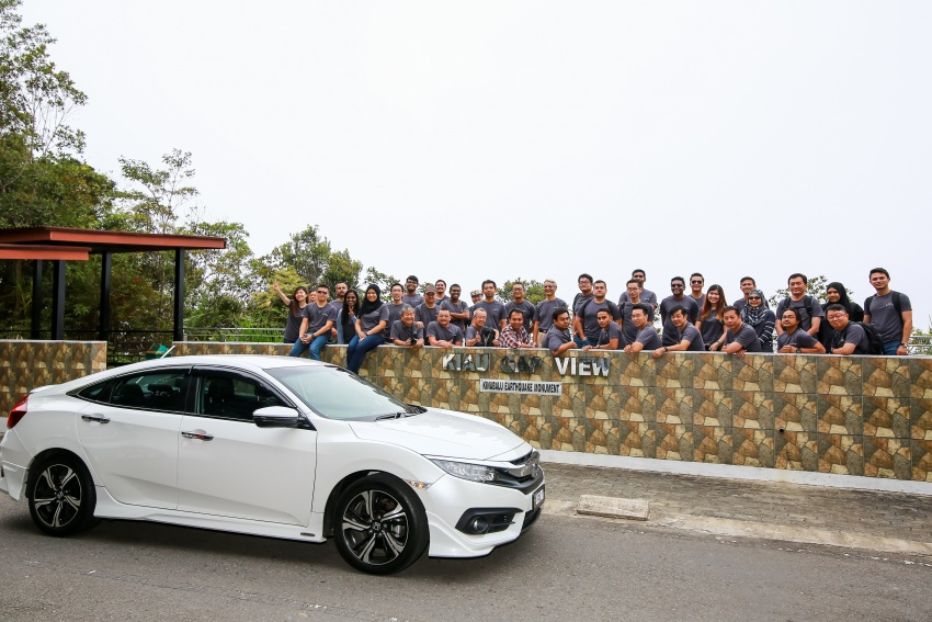 DRIVEN: 2016 Honda Civic 1.5L VTEC Turbo in Sabah – is the latest tenth-generation FC the best Civic ever? Image #546612