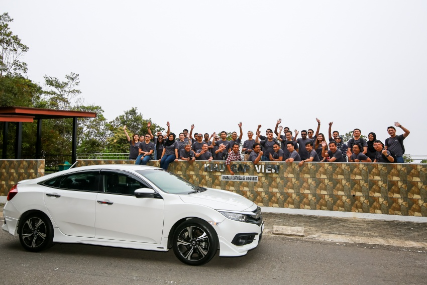 DRIVEN: 2016 Honda Civic 1.5L VTEC Turbo in Sabah – is the latest tenth-generation FC the best Civic ever? Image #546616